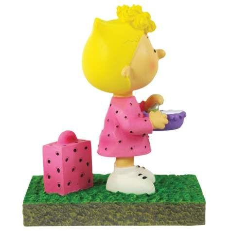 Bus Stop Mini Figurine - Sally