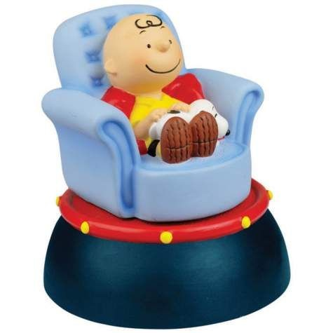 Nap Time Revolving Musical Figurine