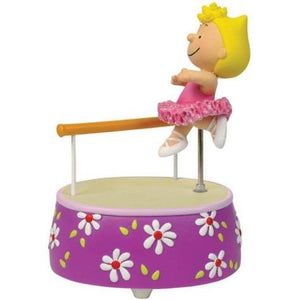 Ballerina Sally Animated and Musical Figurine