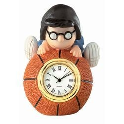 Marcie Basketball Clock - REDUCED PRICE!