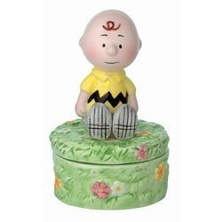 Charlie Brown Trinket Box