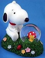Baby Snoopy Play Pals Water Globe