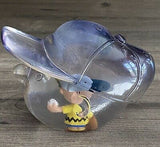 Charlie Brown Baseball Paperweight / Figurine