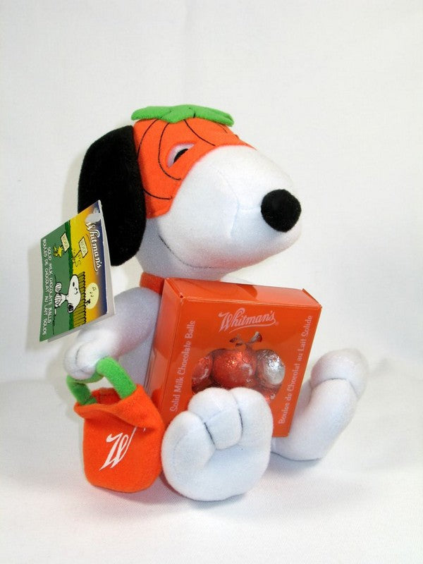 Masked Snoopy Plush Doll
