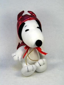 Snoopy Devil Plush Doll