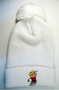 Charlie Brown Tossle Cap / Winter Hat