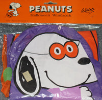 Willitts Vintage Snoopy Halloween Windsock