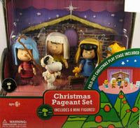 Peanuts Gang Christmas Pageant 6-Piece Set - ON SALE!