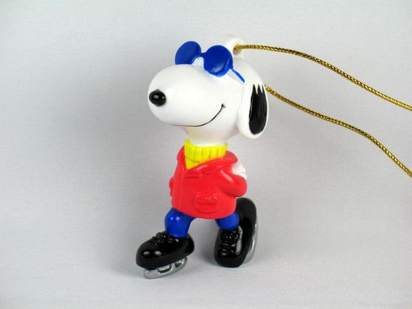 Joe Cool Skater PVC Ornament