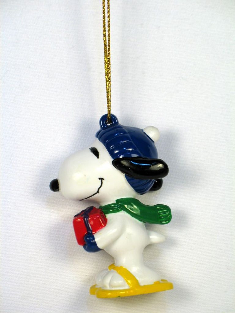 Snoopy Gift PVC Ornament