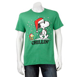 Joe Cool Chillin' Holiday T-Shirt (2XL Size Available)
