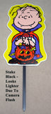 Linus Giant Halloween Yard Sign / Wall Decor