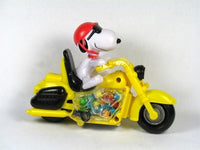 Easter Candy-Filled Toy - Snoopy on Motorcycle - REDUCED PRICE!