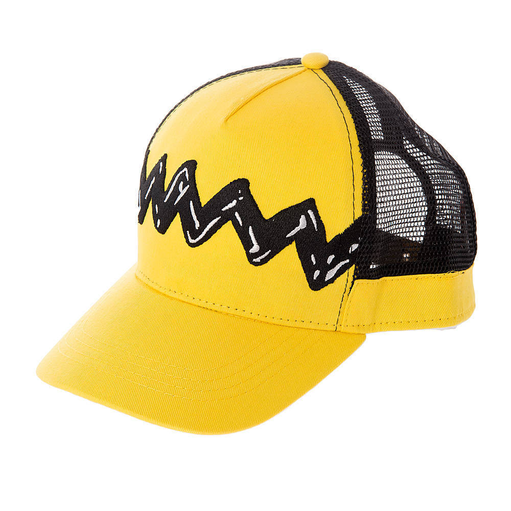 Charlie Brown Zig Zag Ball Cap For Kids/Youth