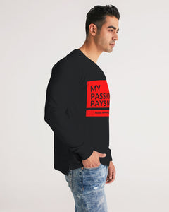 """PASSION"" Long Sleeve Tee"