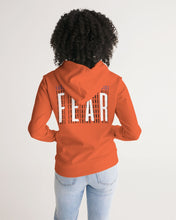 "Load image into Gallery viewer, ""FEAR""  Hoodie"