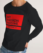 "Load image into Gallery viewer, ""PASSION"" Long Sleeve Tee"