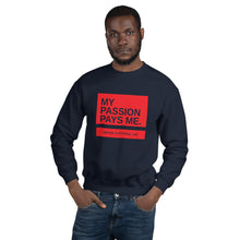 "Load image into Gallery viewer, Unisex ""Passion"" Sweatshirt"