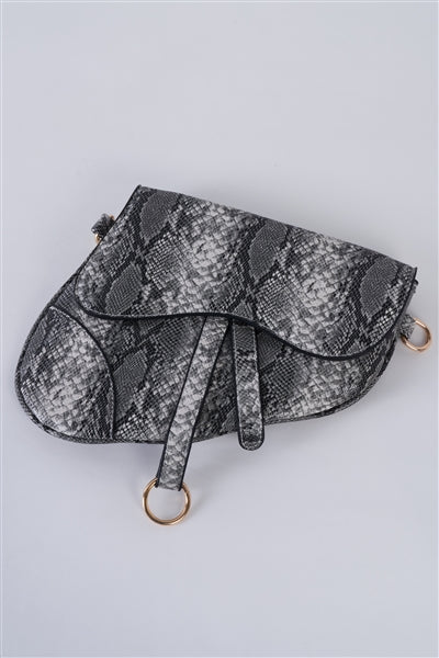 Snake Retro Crossbody