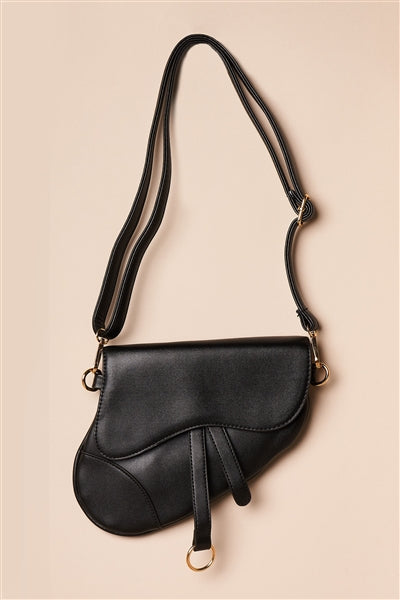 Retro Crossbody / Black