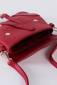Retro Crossbody / Red