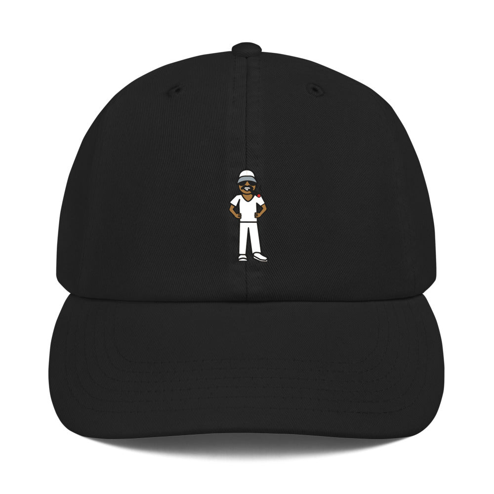 Load image into Gallery viewer, Steve Watchin' You Emoji Champion Hat