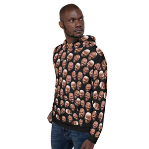 Load image into Gallery viewer, Steve Harvey Heads Unisex Hoodie