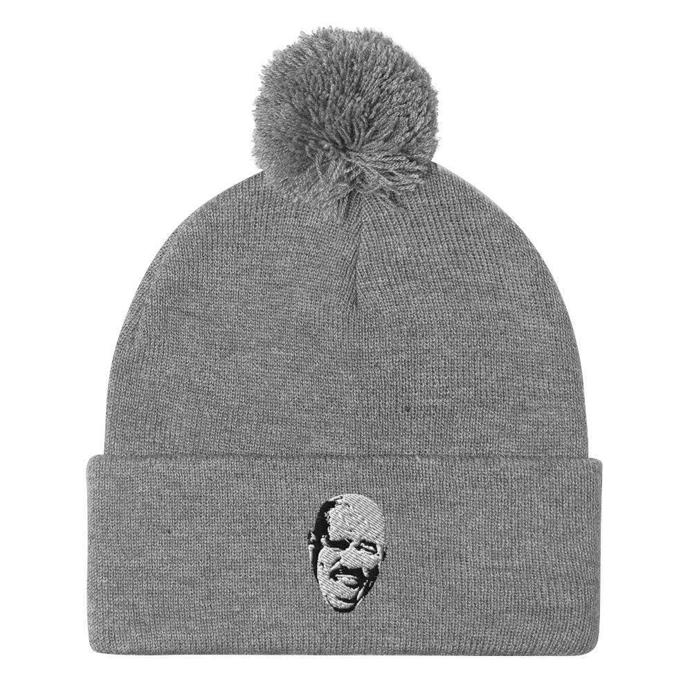 Steve Harvey Mood Pom-Pom Beanie