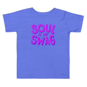 Load image into Gallery viewer, Steve Harvey Soul is my Swag Kids Apparel