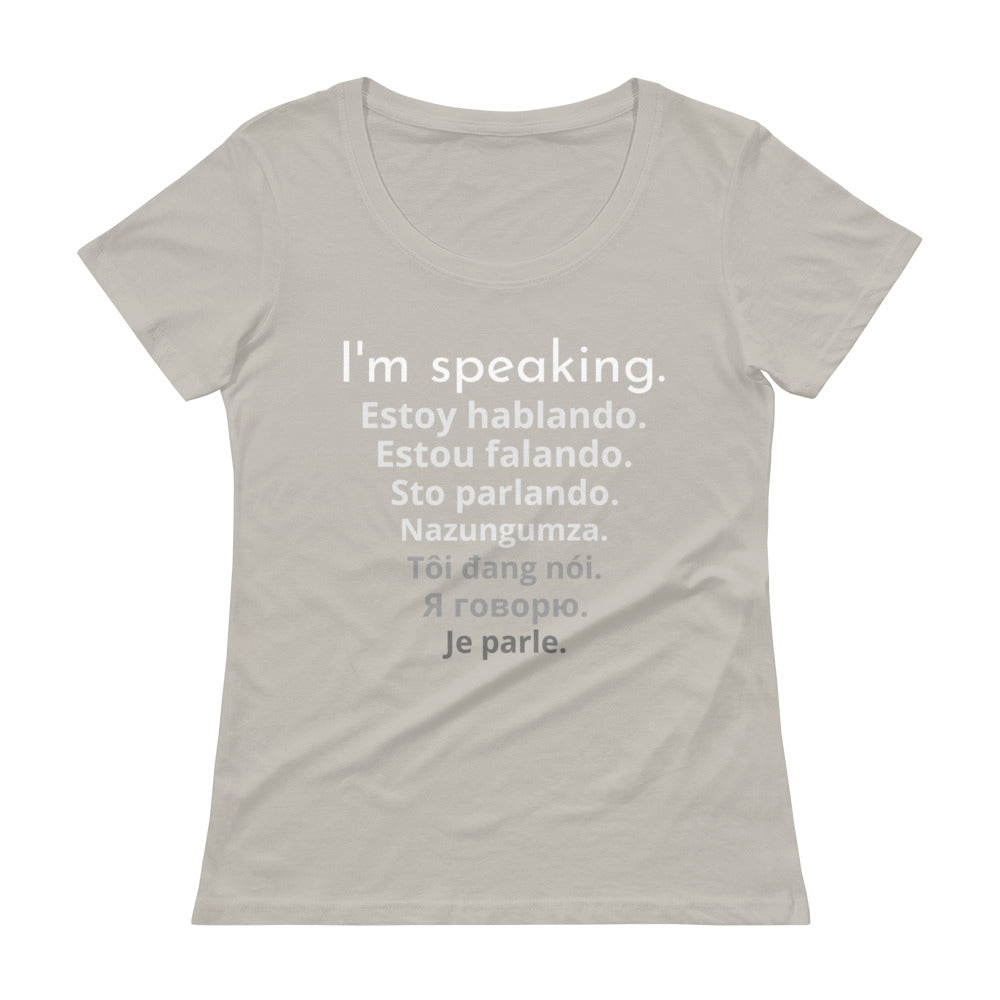 Load image into Gallery viewer, I'm Speaking Steve Harvey Shirt