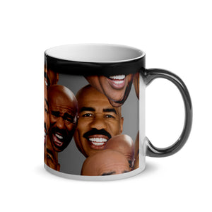 Load image into Gallery viewer, Steve Harvey Face Mug