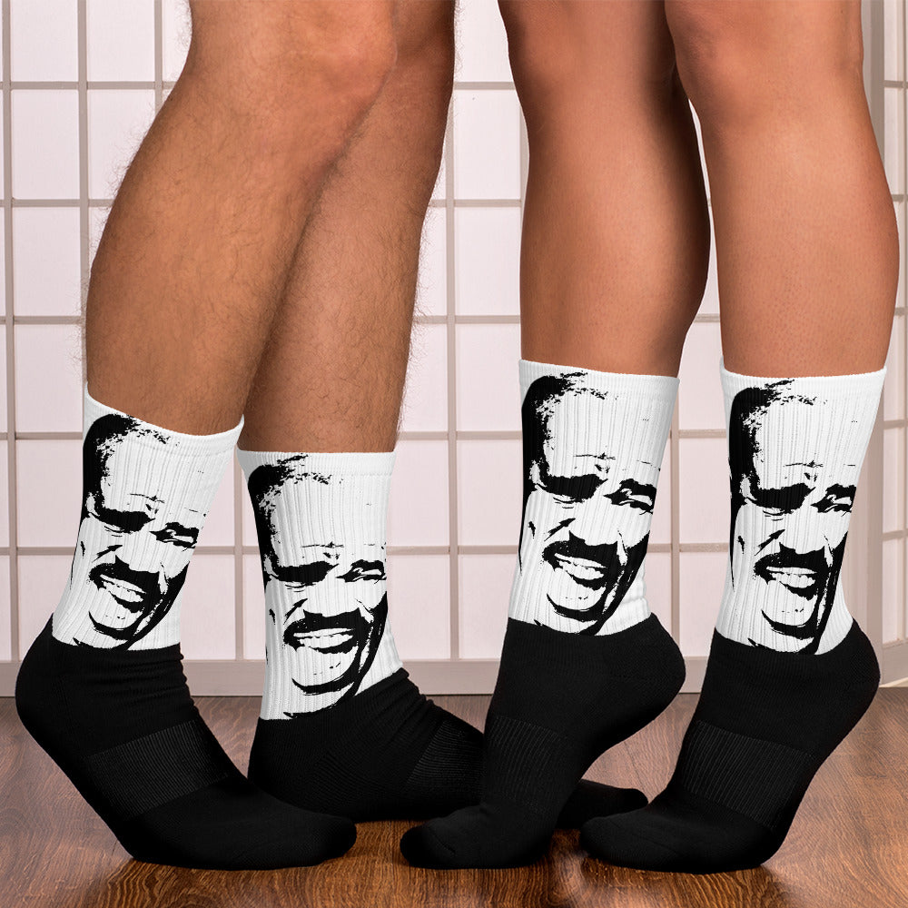 Steve Harvey Mood Socks