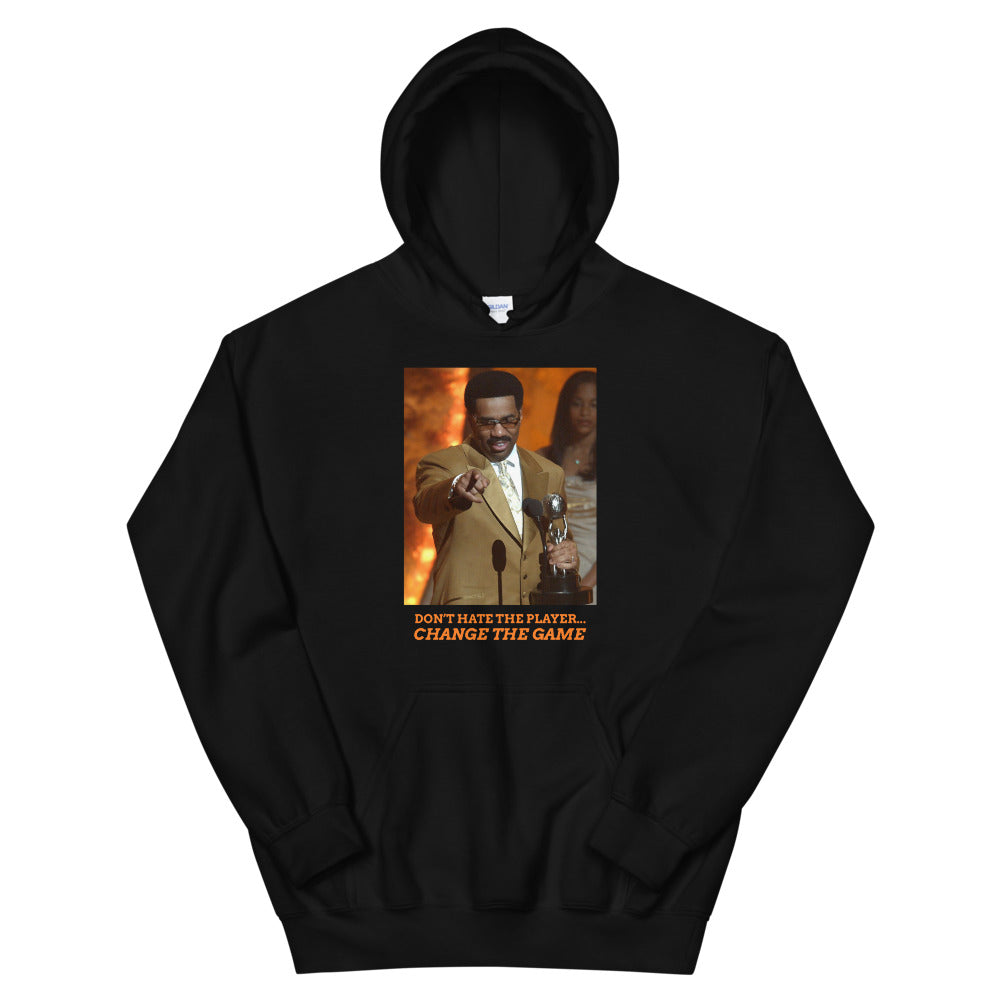 Don't Hate the Player Steve Harvey Sweatshirt