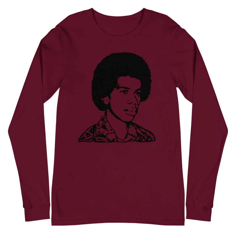 Load image into Gallery viewer, Retro Mood Steve Harvey Long Sleeve Shirt