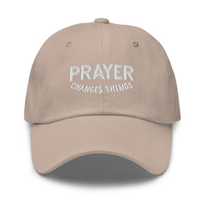 Load image into Gallery viewer, Prayer Changes Things Steve Harvey Hat