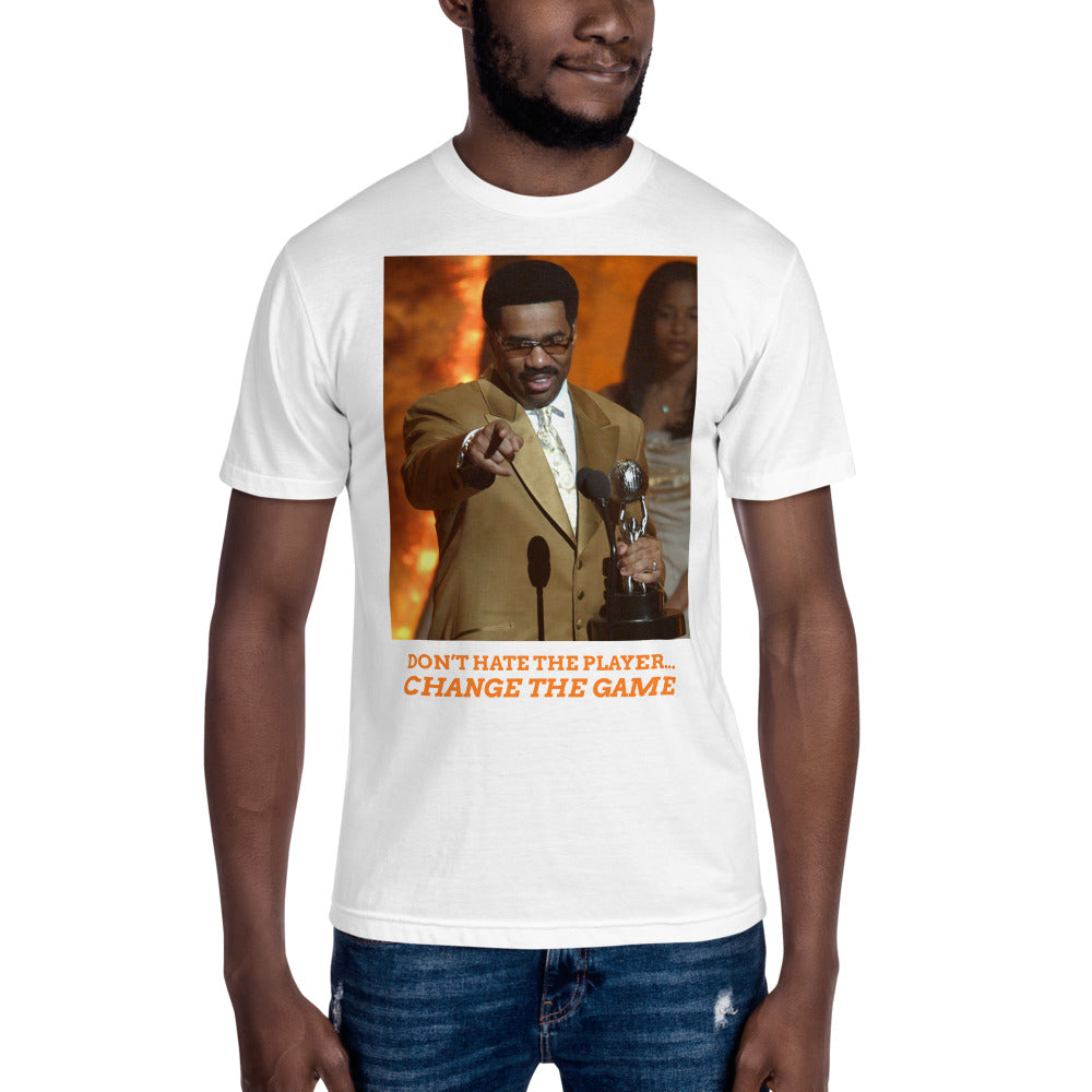 Don't hate the player Steve Harvey Shirt
