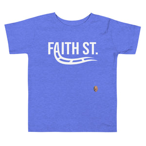 Load image into Gallery viewer, Faith Street Steve Harvey Toddler T-Shirt