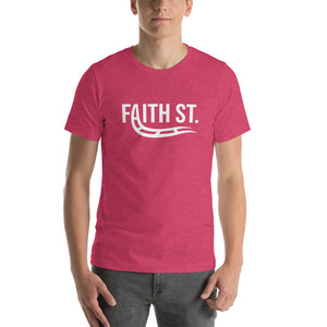 Load image into Gallery viewer, Faith Street - Limited Edition Breast Cancer Awareness Unisex T-Shirt