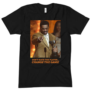 Load image into Gallery viewer, Don't hate the player Steve Harvey Shirt