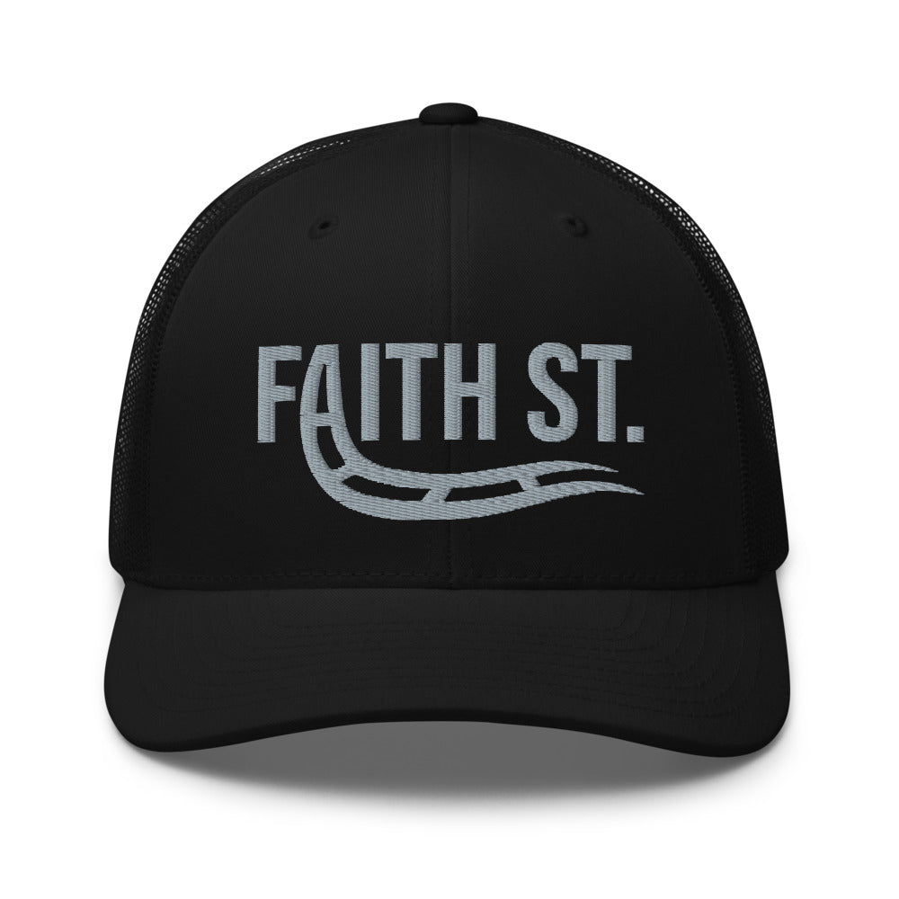 Load image into Gallery viewer, Faith Street Steve Harvey Hat