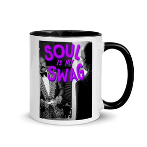 Load image into Gallery viewer, Soul is My Swag Official Steve Harvey Mug