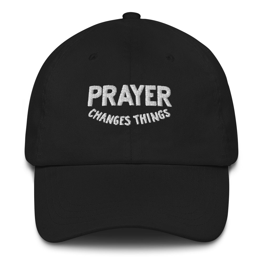 Prayer Changes Things Steve Harvey Hat