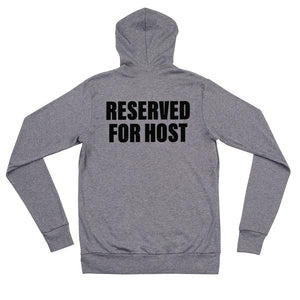 Load image into Gallery viewer, Steve Harvey Reserved for Host Hoodie
