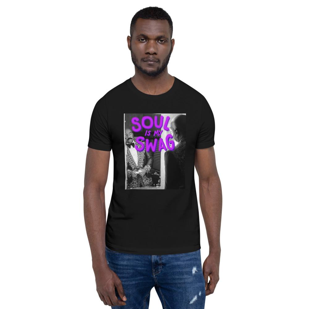 Load image into Gallery viewer, Steve Harvey Soul is my Swag Apparel