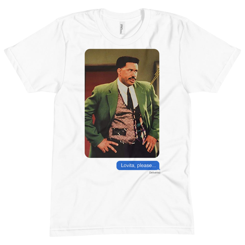 Load image into Gallery viewer, Lovita Please ... Steve Harvey Unisex T-Shirt