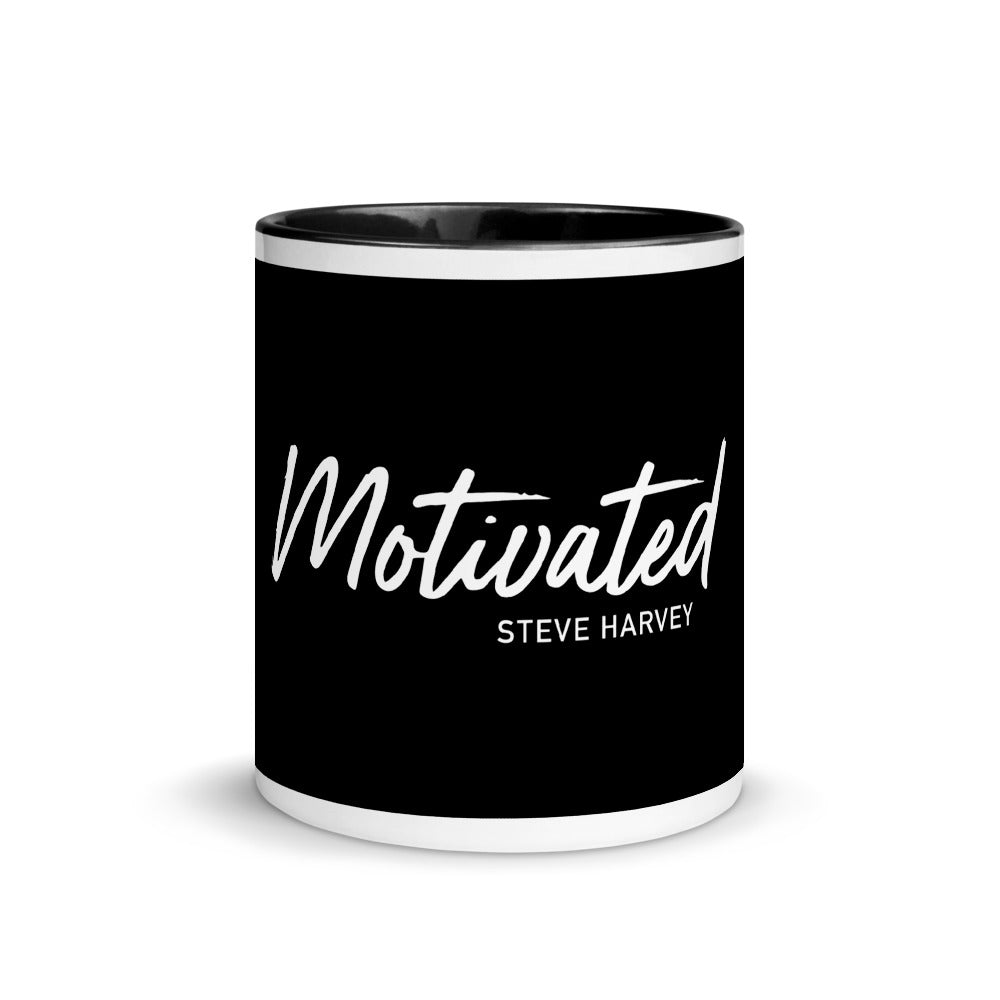 Motivated Official Steve Harvey Mug