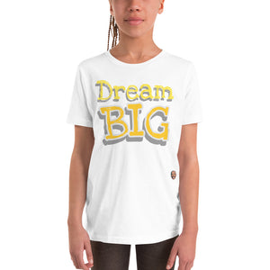 Load image into Gallery viewer, Dream Big Steve Harvey Youth T-Shirt