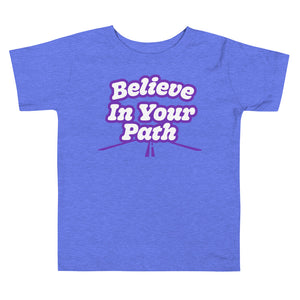 Load image into Gallery viewer, Believe in Your Path Toddler T-Shirt