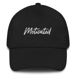 Motivated Dad Hat