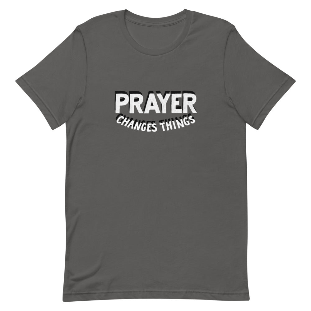 Load image into Gallery viewer, Prayer Changes Things Unisex T-Shirt